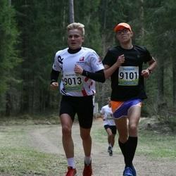 35. Tartu Jooksumaraton - Kaarel Trepp (9013), Armin Angerjärv (9101)