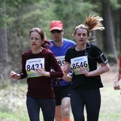 35. Tartu Jooksumaraton - Anna-Liisa Pehlak (8431), Anni-Mari Pehlak (8546)