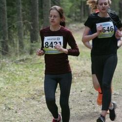 35. Tartu Jooksumaraton - Anna-Liisa Pehlak (8431)