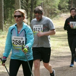 35. Tartu Jooksumaraton - Irina Lindmäe (2584), Andre Hallaste (9121)
