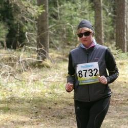 35. Tartu Jooksumaraton - Anneli Vellerind (8732)
