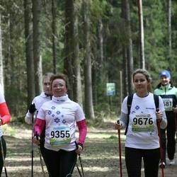 35. Tartu Jooksumaraton - Janne Sepp (9355), Birgit Uuvits (9676)