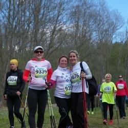 35. Tartu Jooksumaraton - Keiu Heinla (9339), Birgit Uuvits (9676)