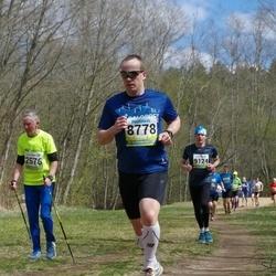 35. Tartu Jooksumaraton - Alar Lehesmets (8778)
