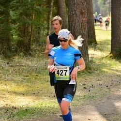 35. Tartu Jooksumaraton - Anni Niidumaa (427)