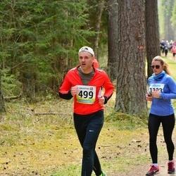 35. Tartu Jooksumaraton - Ago Võhmar (499)