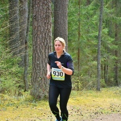 35. Tartu Jooksumaraton - Birgit Nool (930)