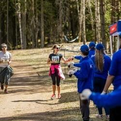 35. Tartu Jooksumaraton - Anneliis Vallimäe (728)
