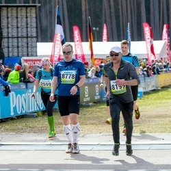 35. Tartu Jooksumaraton - Linda Kubilovica (2559), Aivar Kudak (8199), Alar Lehesmets (8778)