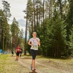 35. Tartu Jooksumaraton - Agne Väljaots (518)