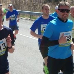 35. Tartu Jooksumaraton - Carl Ülejõe (513)