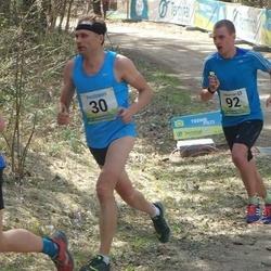 35. Tartu Jooksumaraton - Andre Nõmm (30), Timo Truu (92)