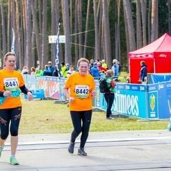 35. Tartu Jooksumaraton - Maichl Suur (8441), Reet Uibo (8442), Brigitta Mõttus (8443)