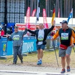 35. Tartu Jooksumaraton - Tanel Padrik (2625), Andre Pärna (2637)