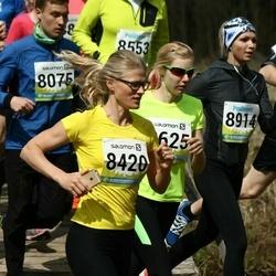 35. Tartu Jooksumaraton - Kairit Henno (8076), Katrin Koor (8420), Ann Ipsberg (8914)