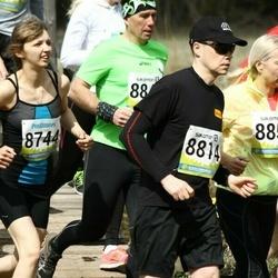 35. Tartu Jooksumaraton - Birgit Liira (8744), Tanel Kalson (8814)