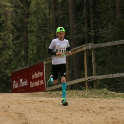 35. Tartu Jooksumaraton - Chris Marcus Krahv (8415)