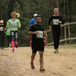 35. Tartu Jooksumaraton - Ronny Farah (1442), Mati Maine (8745), Annika Sokk (9026)