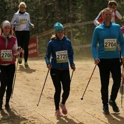 35. Tartu Jooksumaraton - Asko Drobet (2704), Brett Hiielo (2706), Triin Toomeste (2725)