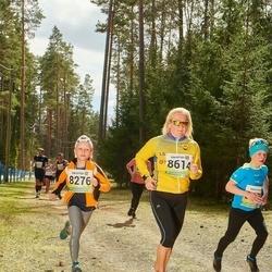 35. Tartu Jooksumaraton - Adrian Luha (8276), Triin Hütt (8614)