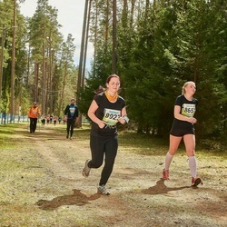 35. Tartu Jooksumaraton - Brita Palmiste (8923)