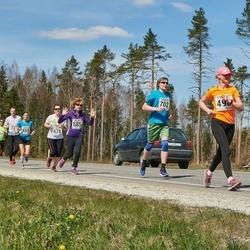 V Rapla Selveri Suurjooks - Kristin Piik (498), Toomas Tilk (702)