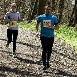 MyFitness Viimsi Jooks - Ivo Lain (4), Marju Rääbus (35), Aleksei Gurba (100)