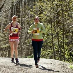MyFitness Viimsi Jooks - Külliki Margna (26), Evelyn Vaik (42)
