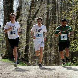MyFitness Viimsi Jooks - Georgi Vinogradov (32), Rodolfo Perez (49)