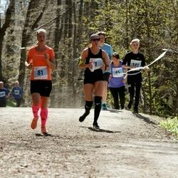 MyFitness Viimsi Jooks - Linda Vaher (1), Teele Kirimägi (81)