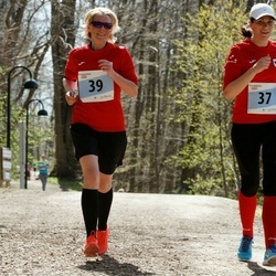 MyFitness Viimsi Jooks - Anneli Laines (37), Mirjam Mätlik (39)