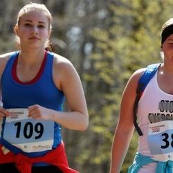 MyFitness Viimsi Jooks - Elora Rämmal (38), Annabel Rämmal (109)