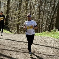 MyFitness Viimsi Jooks - Mihkel Nõges (29), Aire Roose (110)