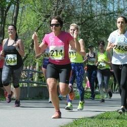 SEB Maijooks - Regina Labent (214), Kerli Liiv (633), Anastasia Sakova (2458)