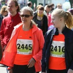 SEB Maijooks - Eliisa Sukles (2416), Nele Kärner (2445)
