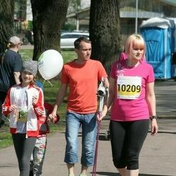 SEB Maijooks - Liina Tsernov (1), Kristi Saar (10209)