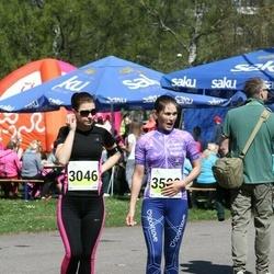 SEB Maijooks - Stella Iis (3046), Liina Sooäär (3509)