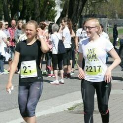 SEB Maijooks - Paula-Brit Siimar (21), Kertu Johanna Jõeste (2217)