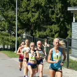 SEB Maijooks - Liina Tsernov (1), Lily Luik (2)