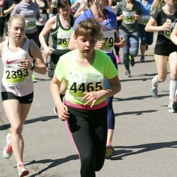 SEB Maijooks - Daria Timoshkina (465), Kristina Rästas (2393)
