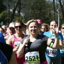 SEB Maijooks - Tanja Borisova (2521), Enela Torim (3763)