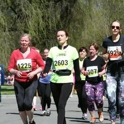 SEB Maijooks - Linda Pärnpuu (1225), Anna Bulokhova (2603)
