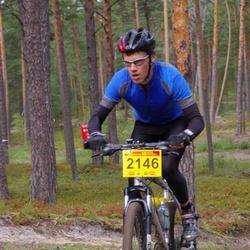 12. Jõulumäe Rattamaraton - Andre Lomaka (2146)