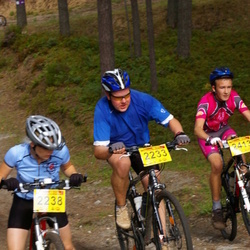 12. Jõulumäe Rattamaraton - Aare Nurm (2233), Eliisa Soome (2238), Hugo Volk (2413)