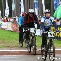 SEB 11. Tartu Rattamaraton - Age Roos (4706), Kalle Allas (5445)