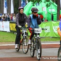 SEB 11. Tartu Rattamaraton - Signe Kirsipuu (4437), Ann Nõmm (5253)