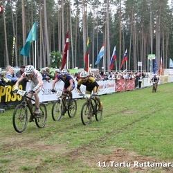 SEB 11. Tartu Rattamaraton - Alges Maasikmets (5), Caspar Austa (26), Mart Ojavee (94)