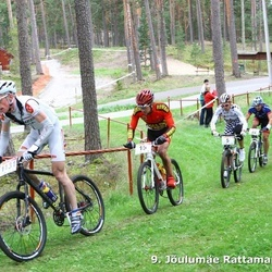 9. Jõulumäe Rattamaraton (EEC) - Erki Kukk (5), Priit Tuisk (19), Kalvis Eisaks (22), Caspar Austa (1131)