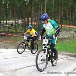 9. Jõulumäe Rattamaraton (EEC) - Andre Eomõis (318), Ints Shteinbergs (444)