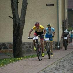 17. Mulgi Rattamaraton - Gert Jõeäär (1), Caspar Austa (3)